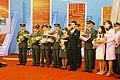 2005년 4월 29일 서울특별시 영등포구 KBS 본관 공개홀 제10회 KBS 119상 시상식 김성문 FH010012.JPG