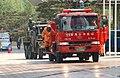 2005년 5월 9일 서울특별시 강남구 코엑스 재난대비 긴급구조 종합훈련 리허설 DSC 0124.JPG