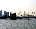 2005-06-27 - United Kingdom - England - London - Millennium Dome - Docklands - London yacht club - M 4887309433.jpg