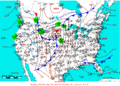 2006-03-30 Surface Weather Map NOAA.png