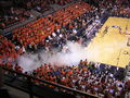 2006-2007 Virginia Tech at Virginia men's basketball UVA entrance.jpg