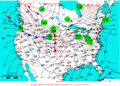 2007-02-16 Surface Weather Map NOAA.png