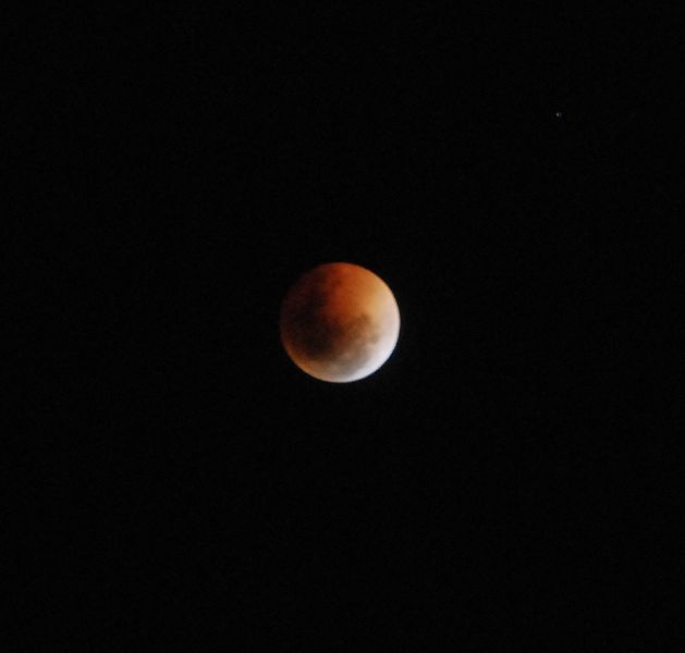 lunar eclipse melbourne - photo #43