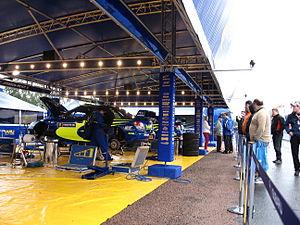 2007 Rally Finland preparations 16.JPG