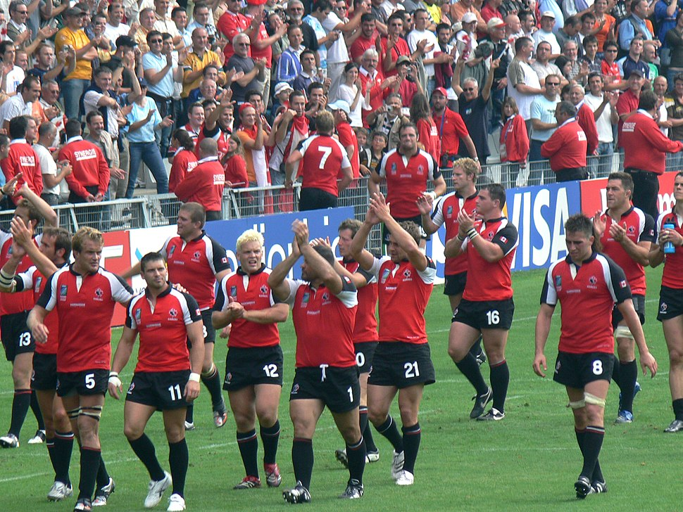 2007 rugby world cup Canada