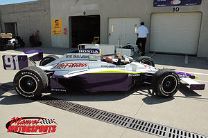 Hemelgarn Racing - Hemelgarn's 2008 Indy 500 entry for Buddy Lazier