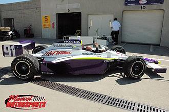 Hemelgarn Racing - Hemelgarn's 2008 Indy 500 entry for Buddy Lazier