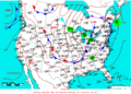 2009-07-17 Surface Weather Map NOAA.png