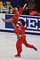 2009 Cup of China ice-dance Khokhlova-Novitski02.jpg