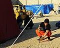 2010년 중앙119구조단 아이티 지진 국제출동100117 베이스켐프 설치 (60).jpg