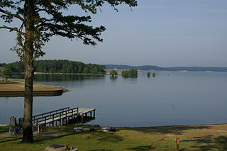 George T. Bagby State Park