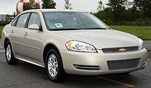 Impala 2012 White