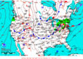 2013-06-13 Surface Weather Map NOAA.png