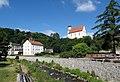 20140624040DR Tharandt Bergkirche + Deutsches Haus 09.jpg