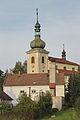 2014 Bartošovice, Kościół św. Andrzeja i Świętych Piotra i Pawła 04.jpg