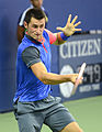 2014 US Open (Tennis) - Tournament - Bernard Tomic (14954140908).jpg