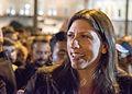 20150705 Zoi Kwnstantopoulou after Referendum Syntagma Athens Greece.jpg