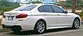2015 BMW 528i (5 Series, F10) M Sport 4-door sedan (19734753872) (cropped).jpg