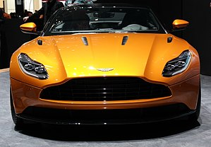 Aston Martin - DB11