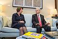2016-03-22 Senator Amy Klobuchar meets with Merrick Garland 08.jpg