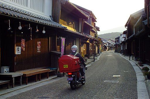 2016-08-05 Tokaido Seki Juku Kameyama City Mie,東海道五十三次 関宿 DSCF6949☆彡