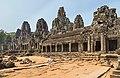 2016 Angkor, Angkor Thom, Bajon (15).jpg
