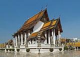 2016 Bangkok, Dystrykt Phra Nakhon, Wat Suthat (34).jpg