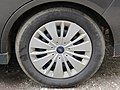 2017-09-28 (154) Continental ContiPremiumContact 2 215-55 R 16 97 W tire in Krems an der Donau at port.jpg