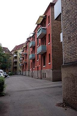 Kleinstraße in Stuttgart