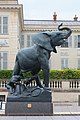 2017 Elefante. Éléphant. Emmanuel Fremiet. Exposition Universelle 1878. París P30.jpg