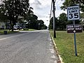 2018-10-04 10 50 24 View south along Ocean County Route 627 (Central Avenue) just south of New Jersey State Route 37 in Island Heights, Ocean County, New Jersey.jpg