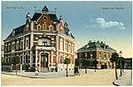 20352-Coswig-1917-Postamt und Bahnhof-Brück & Sohn Kunstverlag.jpg