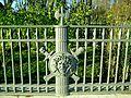 262. St. Petersburg. Summer Garden, Fragment of the fence.jpg