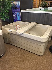 bay you jet spa hot tub plug elite person love and tubs ca save wayfair waterfall outdoor lounger play models led ll leisure with