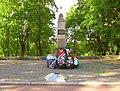 3038. Roshchino. Obelisk to the Soviet soldiers.jpg