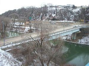 30th Street Bridge - Image: 30thstpgh