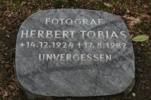 Herbert Tobias - Grave of Herbert Tobias