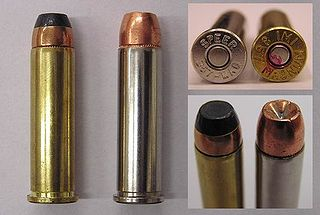 .357 Magnum cartridge