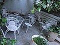 374 Restaurant Belvedere, pge. Mercader 3 (Barcelona), terrassa.jpg