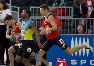 Michael Mathieu Bahamian sprinter