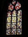 4435.Bunte Bleiglasfenster-Die Bibel in Bildern- Verständlich auch für Die die weder Lesen und noch Schreiben könnende Bevölkerung vergangener Zeiten.JPG