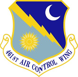 461st Air Control Wing - Image: 461st Air Control Wing