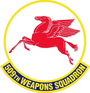 509th Weapons Squadron - Image: 509th Weapons Squadron