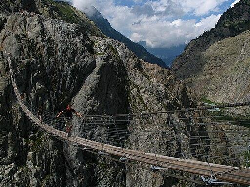 6104 - Gadmertal - Triftbrücke
