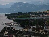 6345 - Luzern - KKL viewed from Schirmerturm.JPG