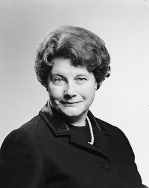 Minister of Children, Equality and Social Inclusion - Image: 63989 Elsa Skjerven