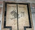 6849 - Milano - Duomo - Estremità meridiana solare - Foto di Giovanni Dall'Orto - 8-march-2007.jpg