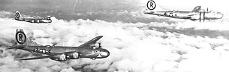9th Special Operations Squadron - 6th Bombardment Group B-29s
