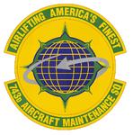 743 Aircraft Maint Sq emblem.png