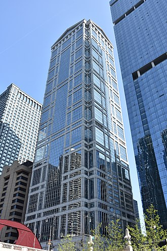 77 West Wacker Drive - Image: 77 West Wacker Drive May 2016 (2)